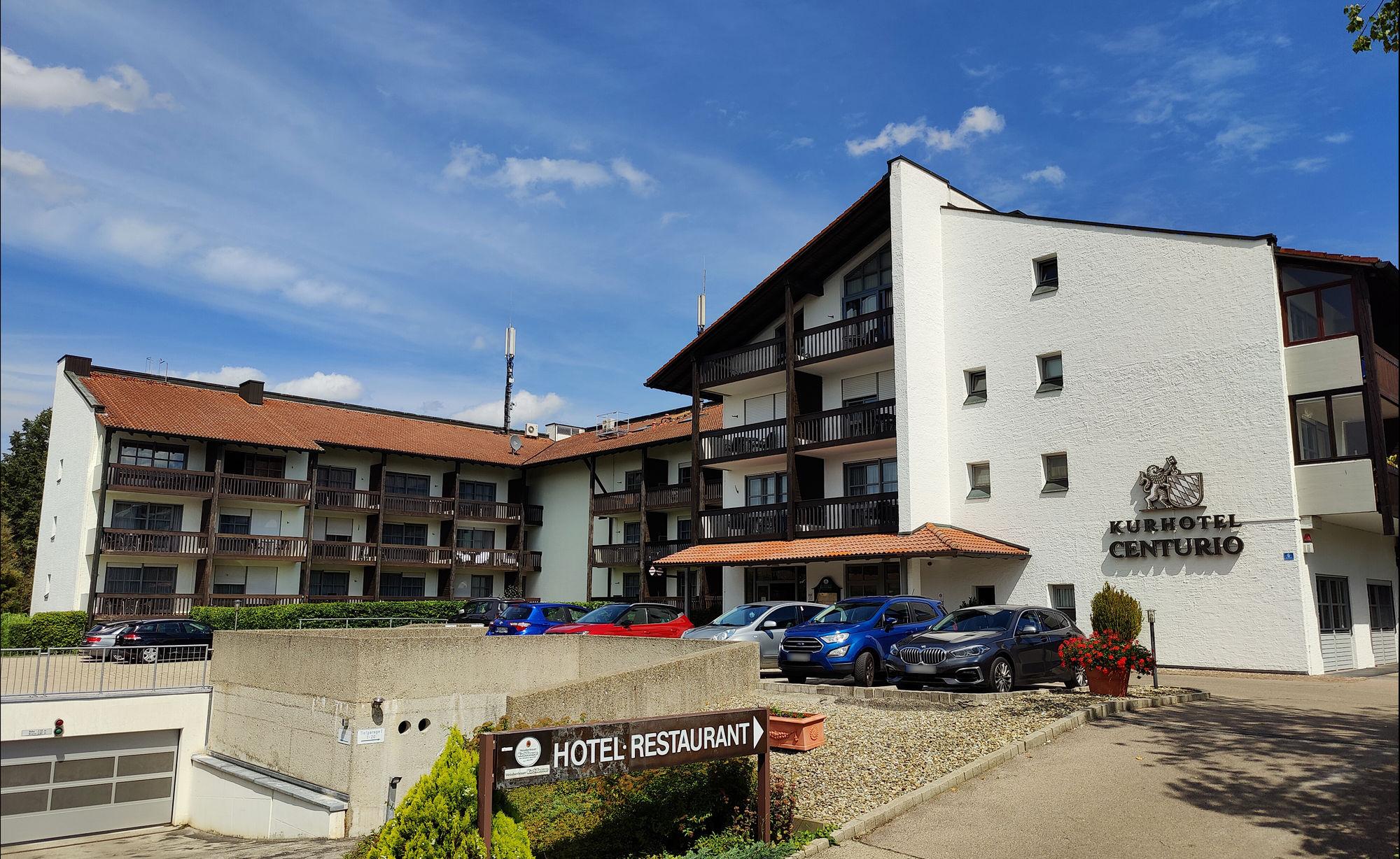 Hotelappartements im Centurio Rückseite