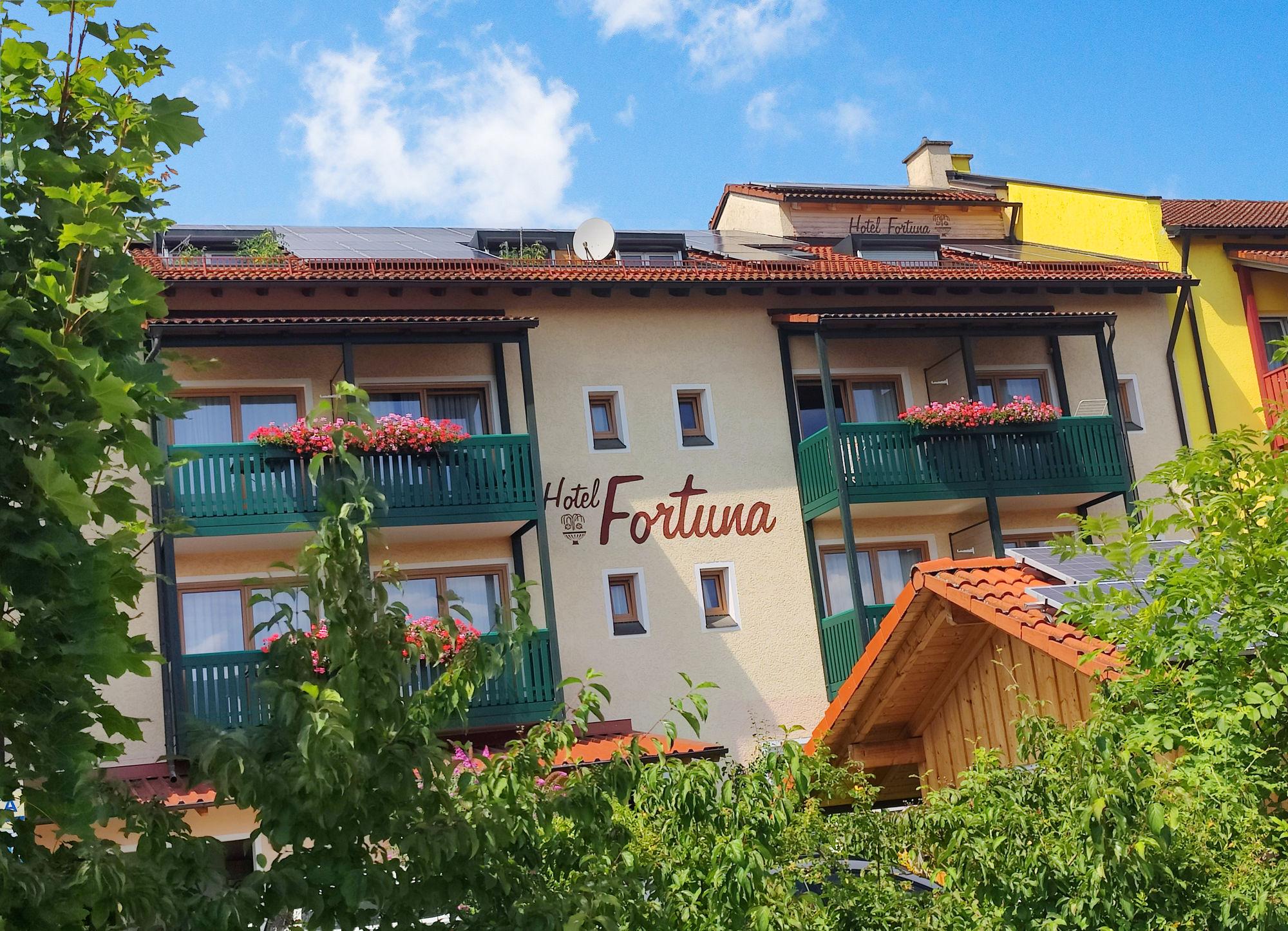 Hotel Fortuna im Grünen